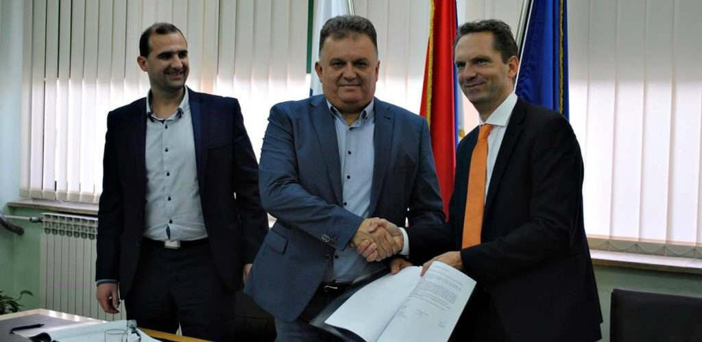 Gradiška: KfW banka daje grant od 24 mil. eura za problem otpadnih voda
