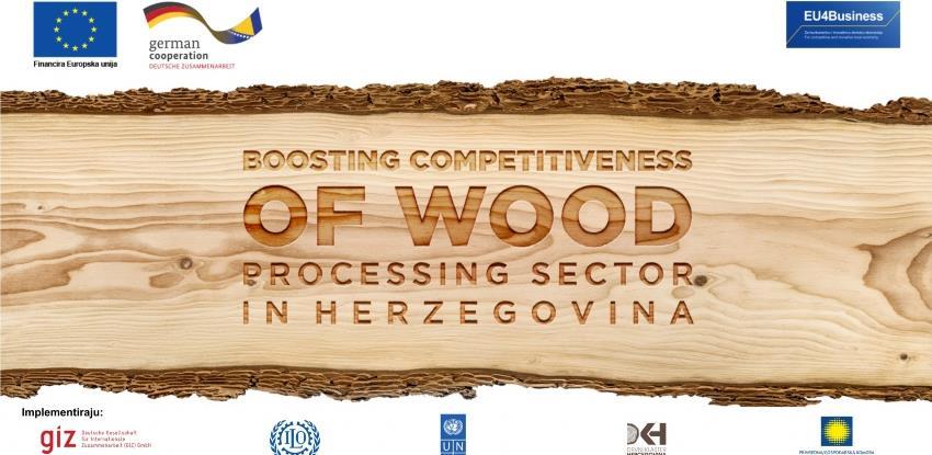 Poziv za prijavu za učešće na konferenciji o jačanju drvnog sektora