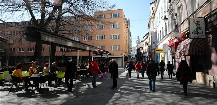 Prvi put nakon 83 dana - U Kantonu Sarajevo nema preminulih od posljedica korone