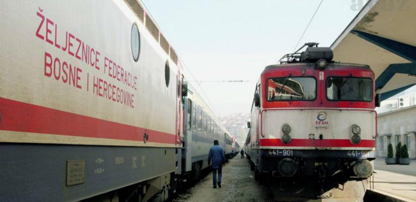 Prijevoz robe željeznicom u prvom kvartalu veći za 5,9 posto
