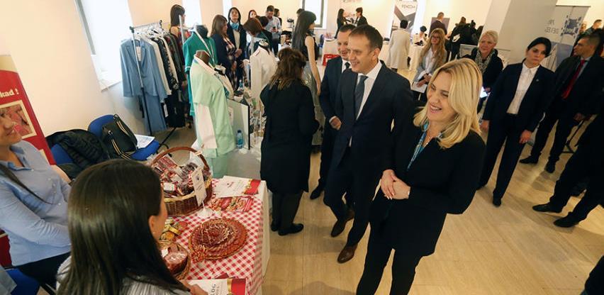 Otvoren prvi Sajam preduzetništva žena u RS