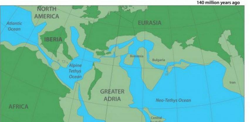 Naučnici pronašli izgubljeni kontinent duboko ispod Balkana