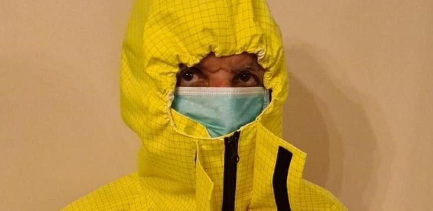 Sberbank BH naručila specijalna zaštitna odijela za 11 zdravstvenih ustanova