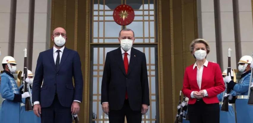 Michel pozvao Tursku na rješenje spora sa članicama EU-a