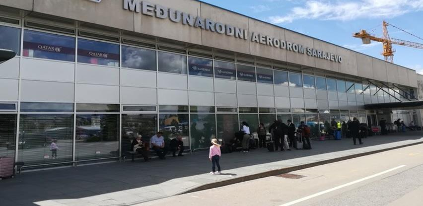 Sarajevski aerodrom: U julu čak 1.582 leta