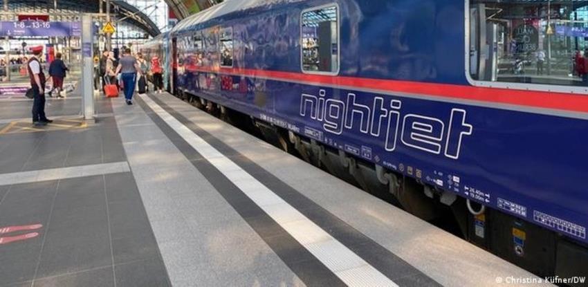 Veliki povratak noćnih vozova: Kad vam putovanje prođe (kao) u snu