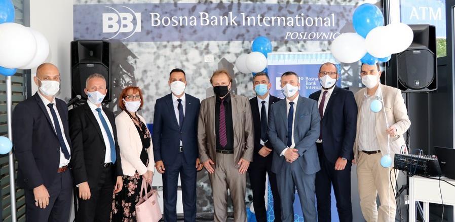 Otvorena druga poslovnica BBI banke u Tuzli