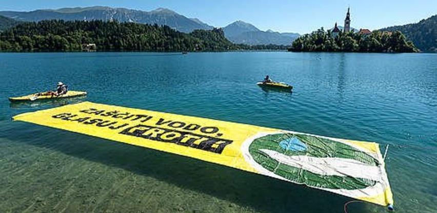 Slovenija na referendumu izglasala zabranu izgradnje objekata uz obale