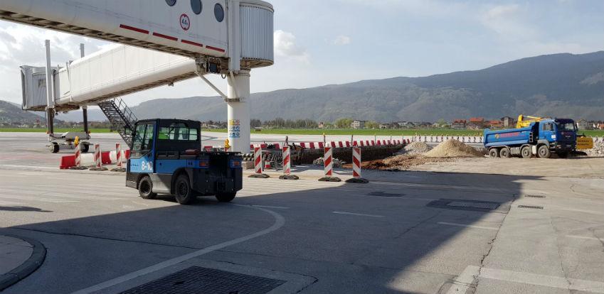 Italijanska kompanija će raditi na obnovi piste Sarajevskog aerodroma