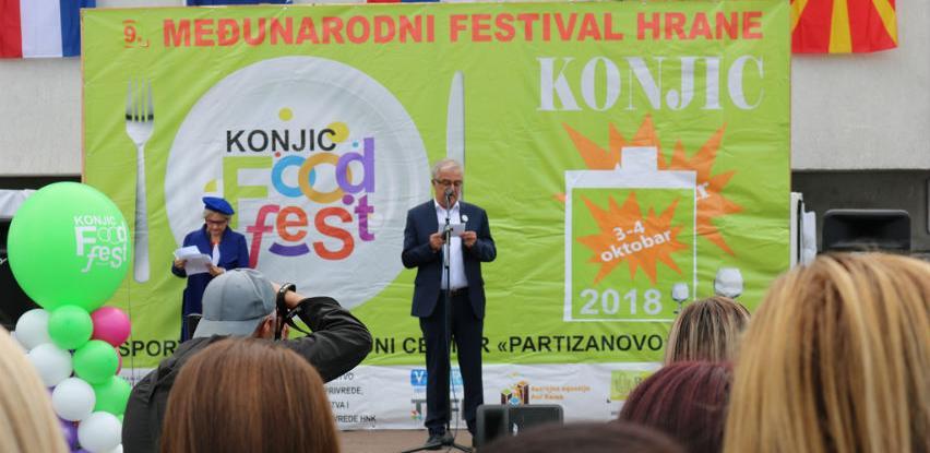 LiNK učestvovao na 9. Međunarodnom festivalu hrane u Konjicu