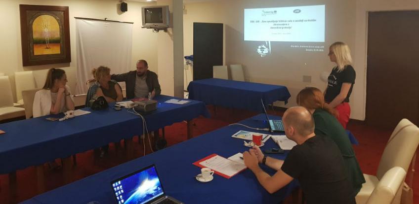 Održan I e-kurs: Poticaj razvoju akata visokog obrazovanja