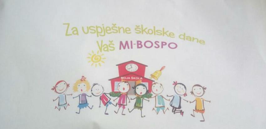 MI-Bospo s prvačićima u školskim klupama