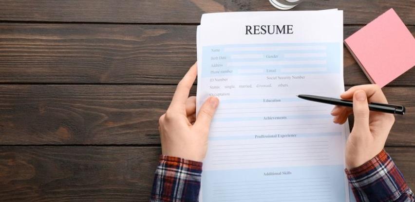 Kako napisati CV kad nemaš radno iskustvo?