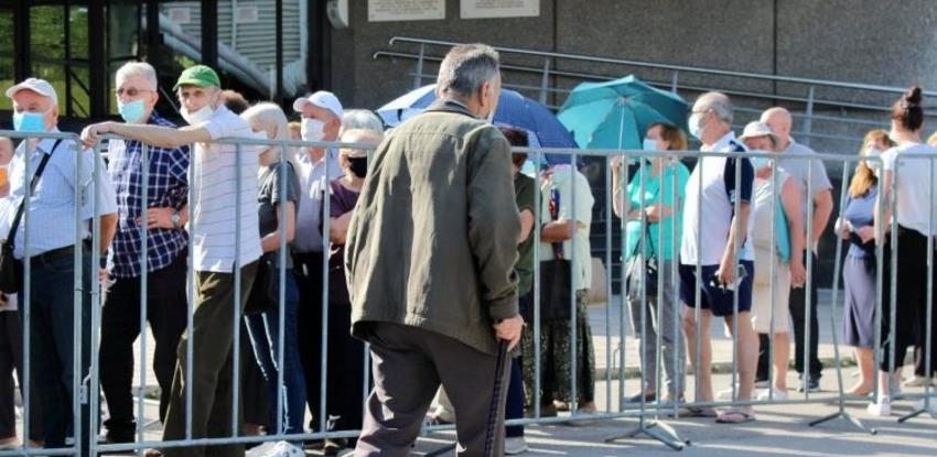 Objavljen plan revakcinacije u Zetri za građane KS