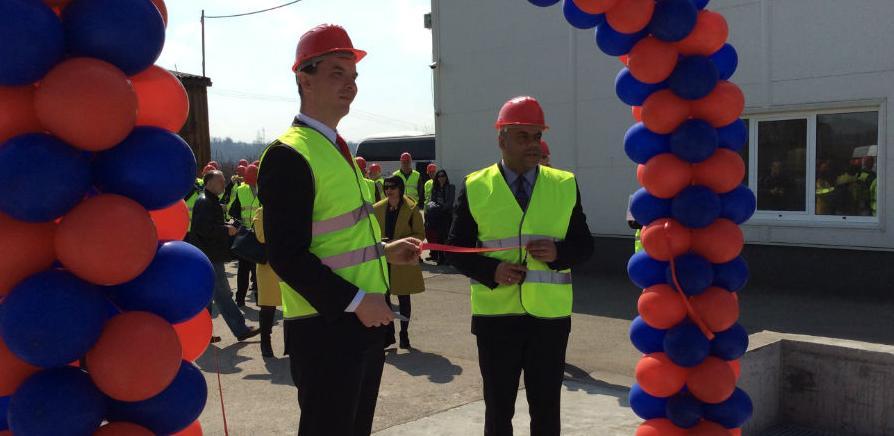 U Lukavcu otvoren prvi Centar za bioremedijaciju kontaminirane zemlje