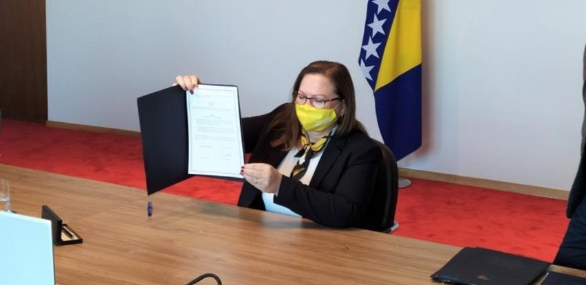 Bosna i Hercegovina zvanično u znanstvenom programu CERN-a