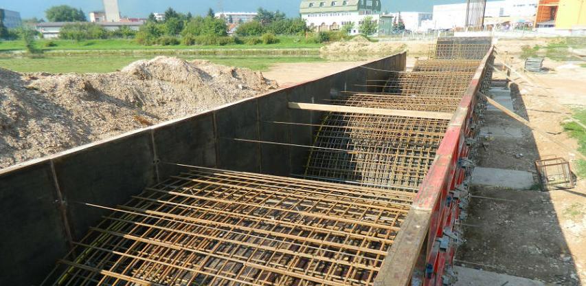 Uskoro novi most kod OBI-ja