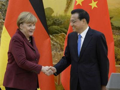 Njemačke i kineske firme potpisale ugovore vrijedne desetke mlrd. dolara