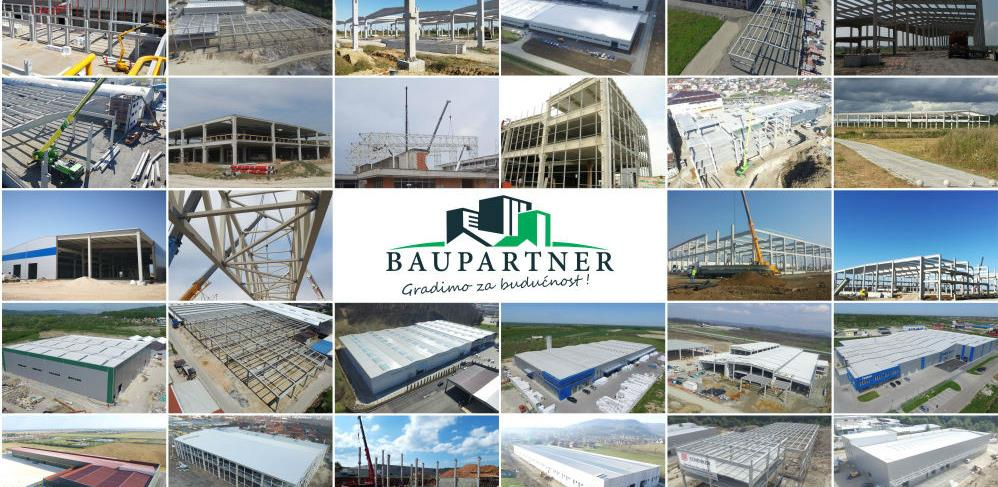 Baupartner izgradio 300 objekata od 400m2 do 32.000 m2