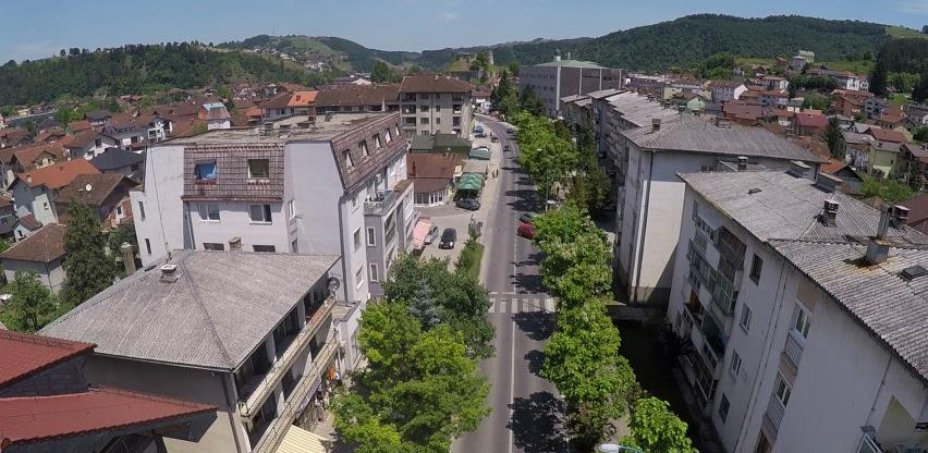 Općina Bosanska Krupa objavila konkurs za izradu idejnog rješenja uređenja javnih površina