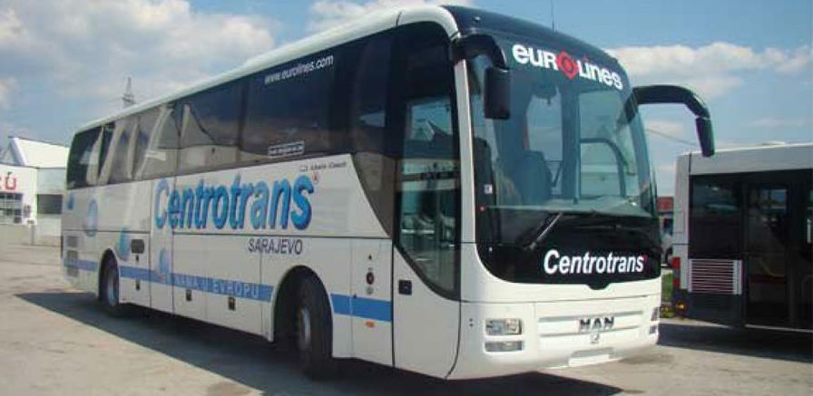 Centrotrans: Evidentno je da će doći do smanjenja svih vrsta putovanja