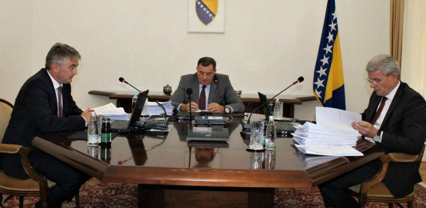 Predsjedništvo pokrenulo mjere zaštite imovine BiH u Hrvatskoj
