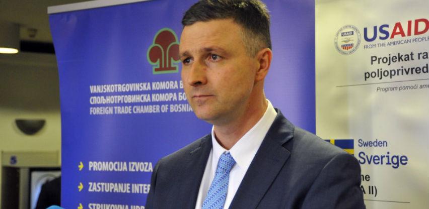 BiH prošle godine uvezla 3,08 milijardi KM poljoprivrednih proizvoda