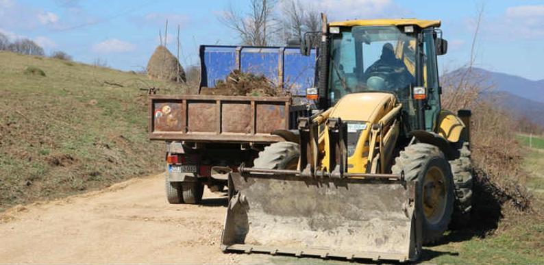 Počela izgradnja puta dugog šest kilometara