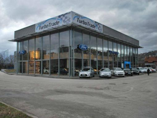 Turbo Trade otvorio novi autosalon u Sarajevu