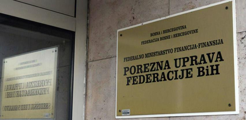 Porezna uprava FBiH objavila upute o 'Korona zakonu' za porezne obveznike