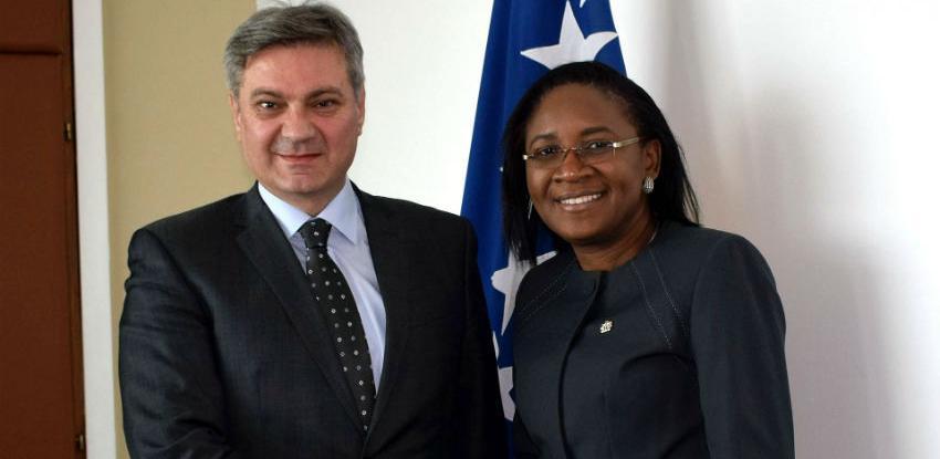 Unaprijediti odnose BiH i Nigerije u svim segmentima