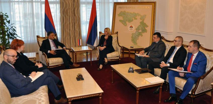 Cvijanović: Vlada RS-a opredjeljenja za održavanje aranžmana s MMF-om