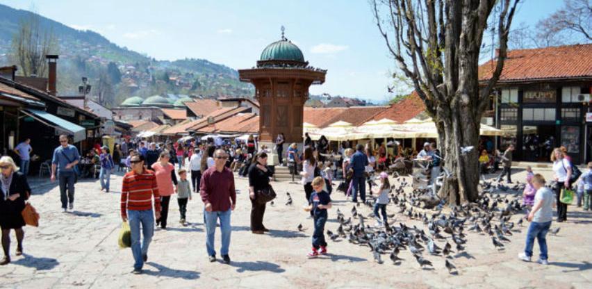 U prva četiri mjeseca turisti ostvarili gotovo 819 hiljada noćenja