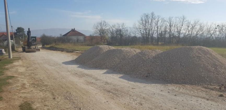Jata Group gradi zaobilaznicu u općini Srebrenik