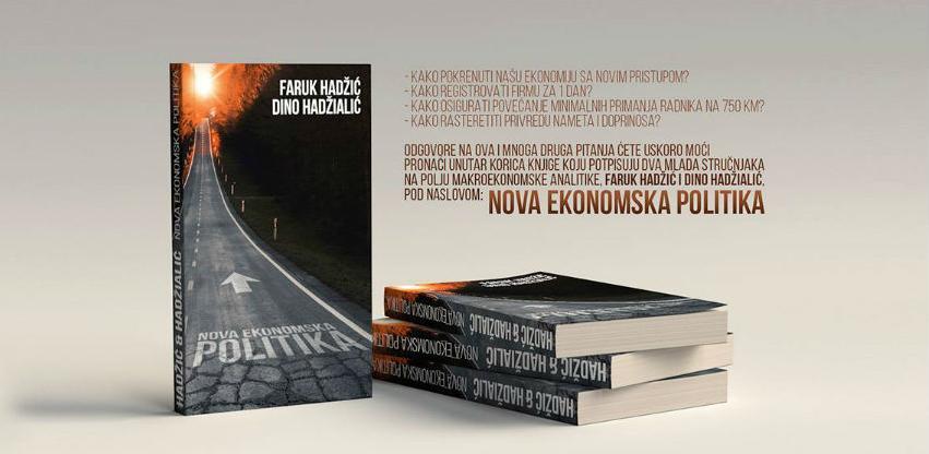 U subotu promocija knjige 'Nova ekonomska politika'