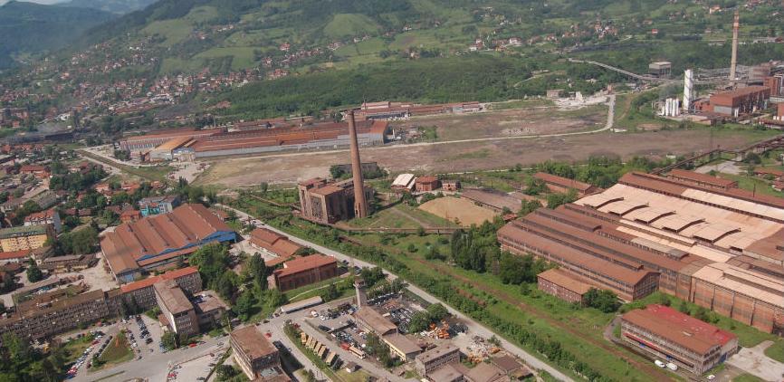 Grad Zenica upravljanje Poslovnom zonom Zenica 1 povjerio Agenciji ZEDA