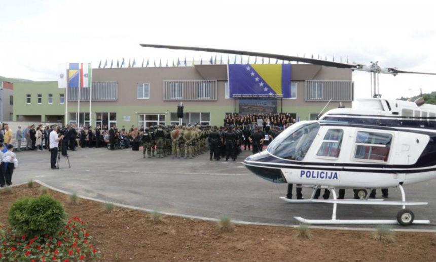 Otvoren savremeni centar za policijsku obuku vrijedan osam miliona KM