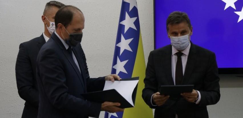 Vlada FBiH prepustila svoj udio vlasništva nad hotelom Maršal Kantonu Sarajevo