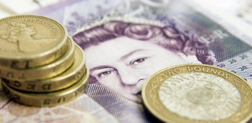 Britanska funta skočila poslije vijesti o pobjedi konzervativaca u Britaniji