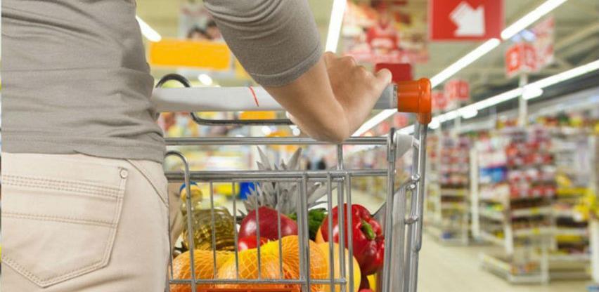 Sindikalna potrošačka korpa za januar 2020. košta 1.965,96 KM