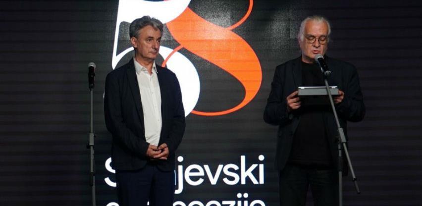 Sarajevo narednih dana pjesnička prijestolnica