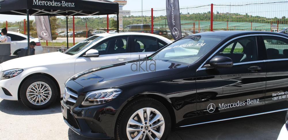 Star-Centar na sajmu u Tešnju sa novim modelima Mercedes-Benz vozila