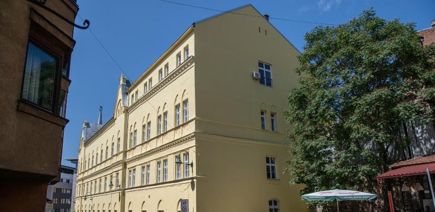 Završeno utopljavanje zgrade Muzičke škole/Muzičke akademije