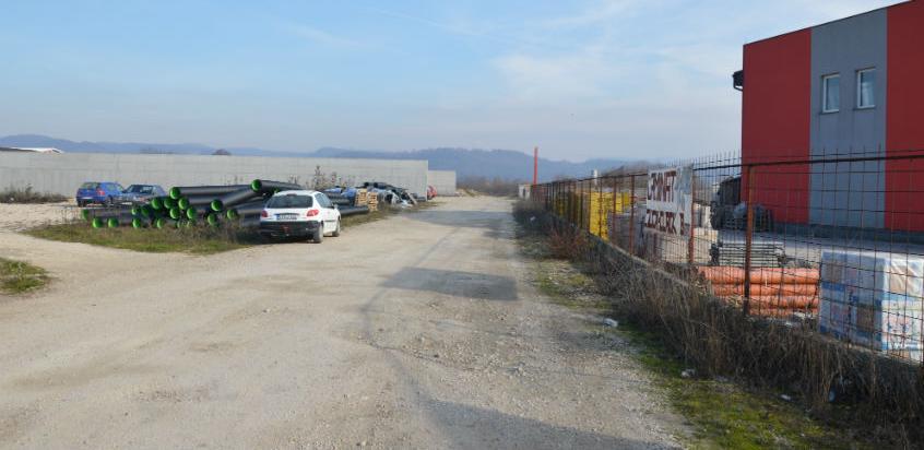 Uskoro javni poziv za izvođenje radova u Poslovnoj zoni Šejkovača