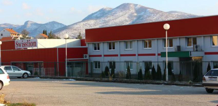 Ugašena tvornica Swisslion u Nevesinju