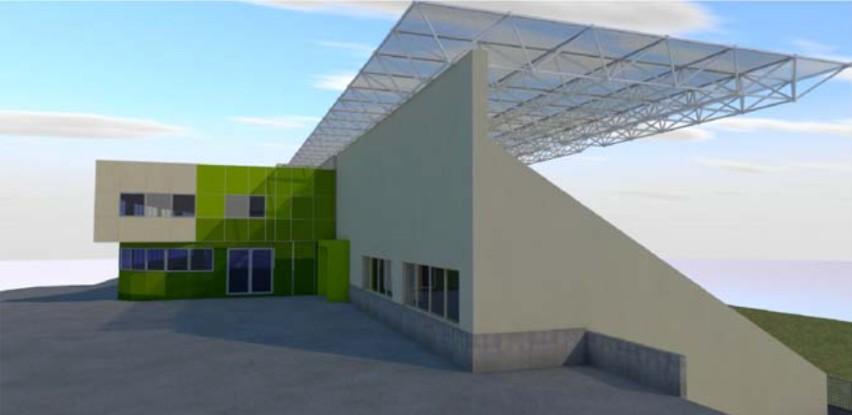 Objavljen tender za drugu fazu radova na izgradnji sportskog centra Ilijaš