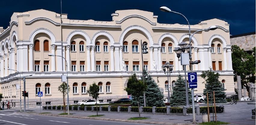 Pomjeren garantni rok: Krov Banskog dvora na popravci