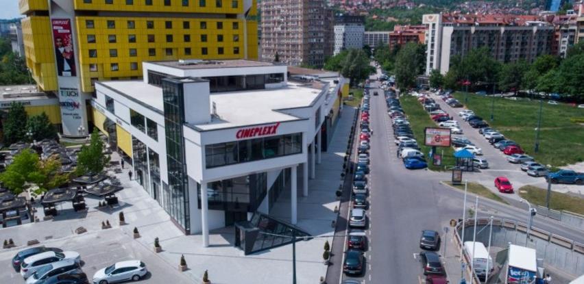 Otvaranje kina Cineplexx Sarajevo 17. juna