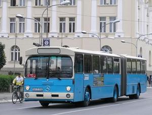 Produženi ugovori o javnom prevozu putnika u Banjoj Luci