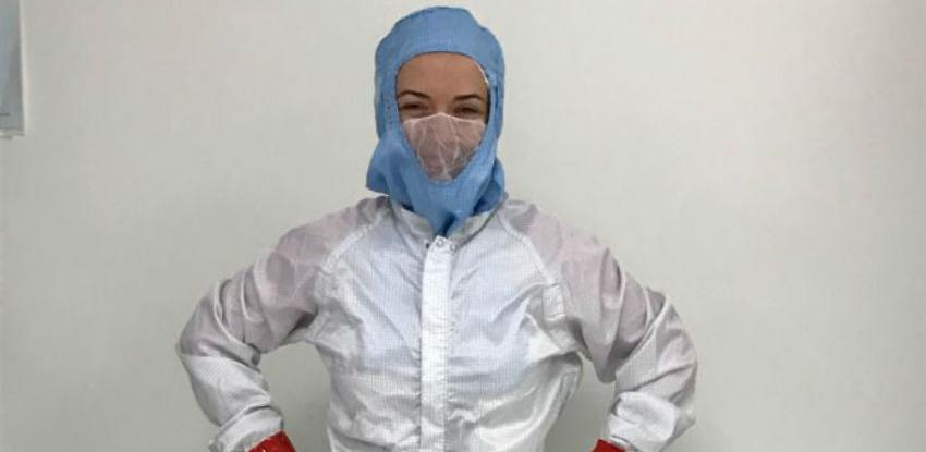 Nađa Memić, jedna je od rijetkih žena u svemirskoj industriji Amerike